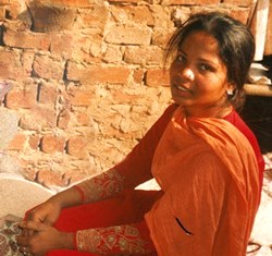 Pic 9 Asia Bibi a Pakistani Christian woman who was accused of having committed blasphemy in 2009. smaller