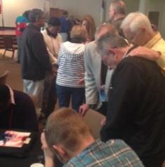 Prayer and Collaboration Enhances Unity smaller