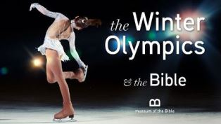 The Winter Olympics and the Bible logo smaller