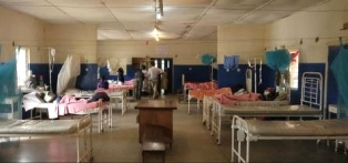 Ward at Vom Christian Hospital smaller