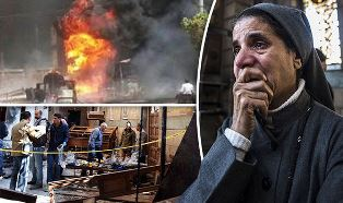 cairo terror attack bomb egypt cathedral 742190 with nun smaller