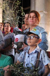 young iraqi boy smaller
