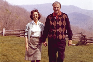 Billy and Ruth Montreat smaller