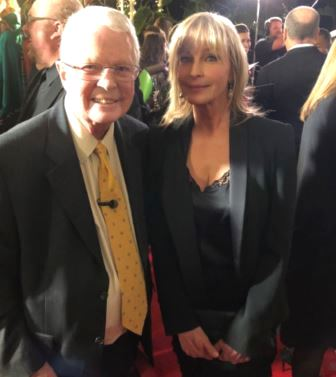 Dan with Bo Derek use