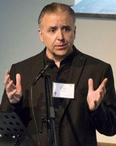 Dr. Eric Foley speaking