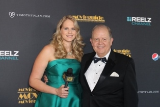 Evy and Ted Baehr at Movieguide 2018 smaller