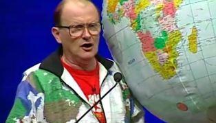 George Verwer speaking at Urbana 2000