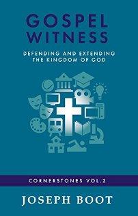Gospel Witness book cover smaller