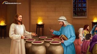 Jesus changes water into wine 640x360 smaller