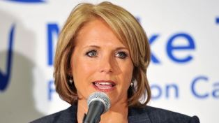 Katie Couric smaller