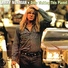 Larry Norman Only Visiting this planet smaller