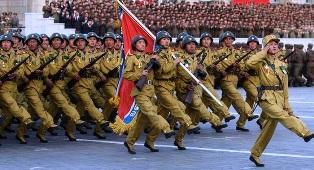North Korea military parade 2018 smaller