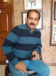Pakistani Christian Human Rights Activist Saleem Iqbal smaller