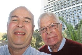 Pete and Dan at NRB Orlando smaller