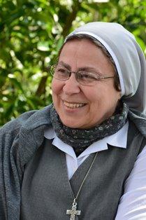 Sister Annie Demerjian smaller