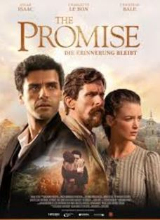 The Promise movie poster smaller