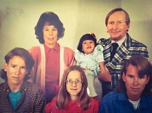 johnson family smaller