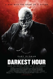 large darkest hour poster