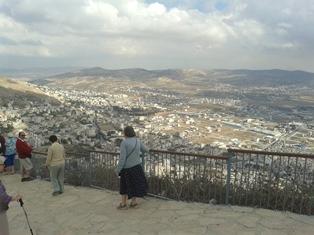 nablus smaller