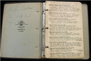 Billy Graham Typed Notes smaller