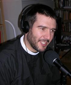 Bryan on the radio smaller