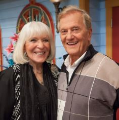 Shirley and Pat Boone smaller