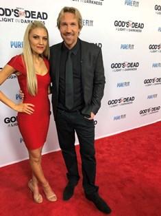 Together LA David and Andrea Logan White smaller