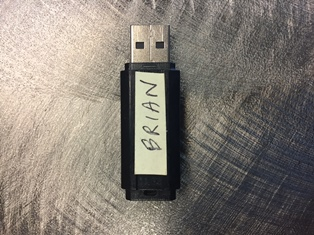 Flash Drive From Patrick Kavanaugh smaller