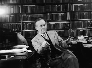 jrr tolkien library hero