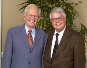 Brother Andrew of Open Doors with Dan Wooding