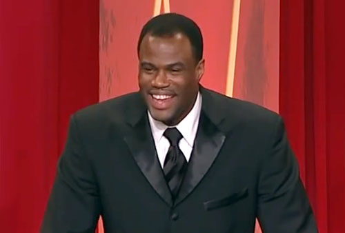 NBA Star David Robinson