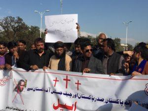Rape of a Pakistani Christian