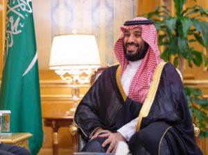 Prince Mohammad Bin Salman Al Saud