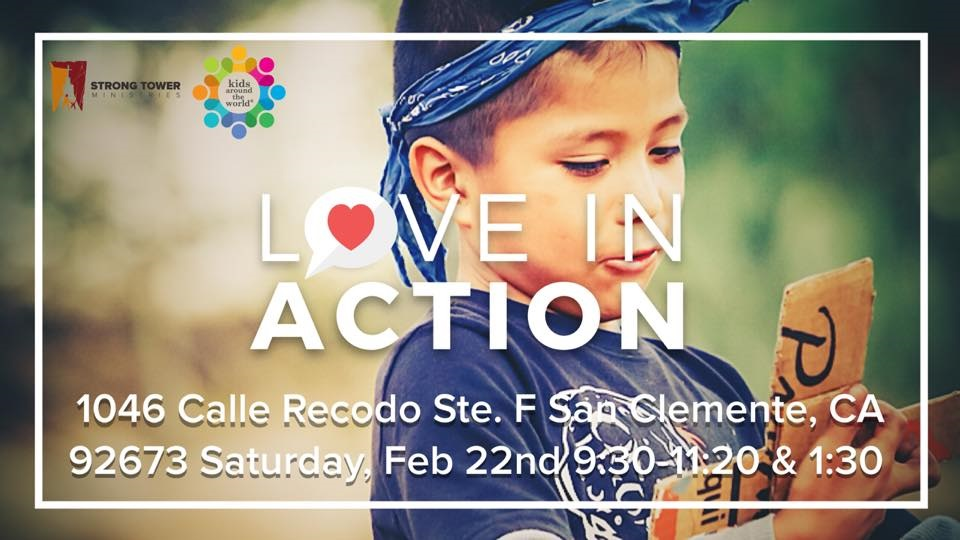 LOVE IN ACTION MISSION