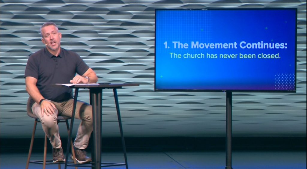 JD GREEAR HOME CHURCHES