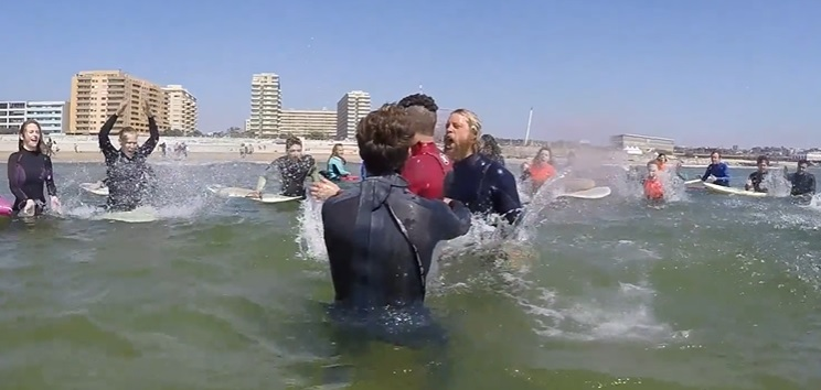 Operation Mobilisation's Surf Church Making Waves in Portugal