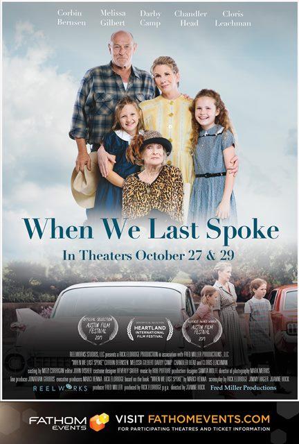 Review: 'When We Last Spoke' Movie: Kids' Dreams, Family Secrets, Forgiveness