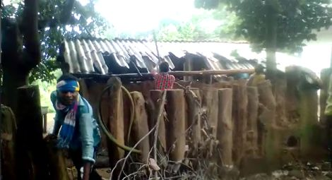 Christian Families from Tribal Communities in India Attacked, Homes Destroyed by Mob
