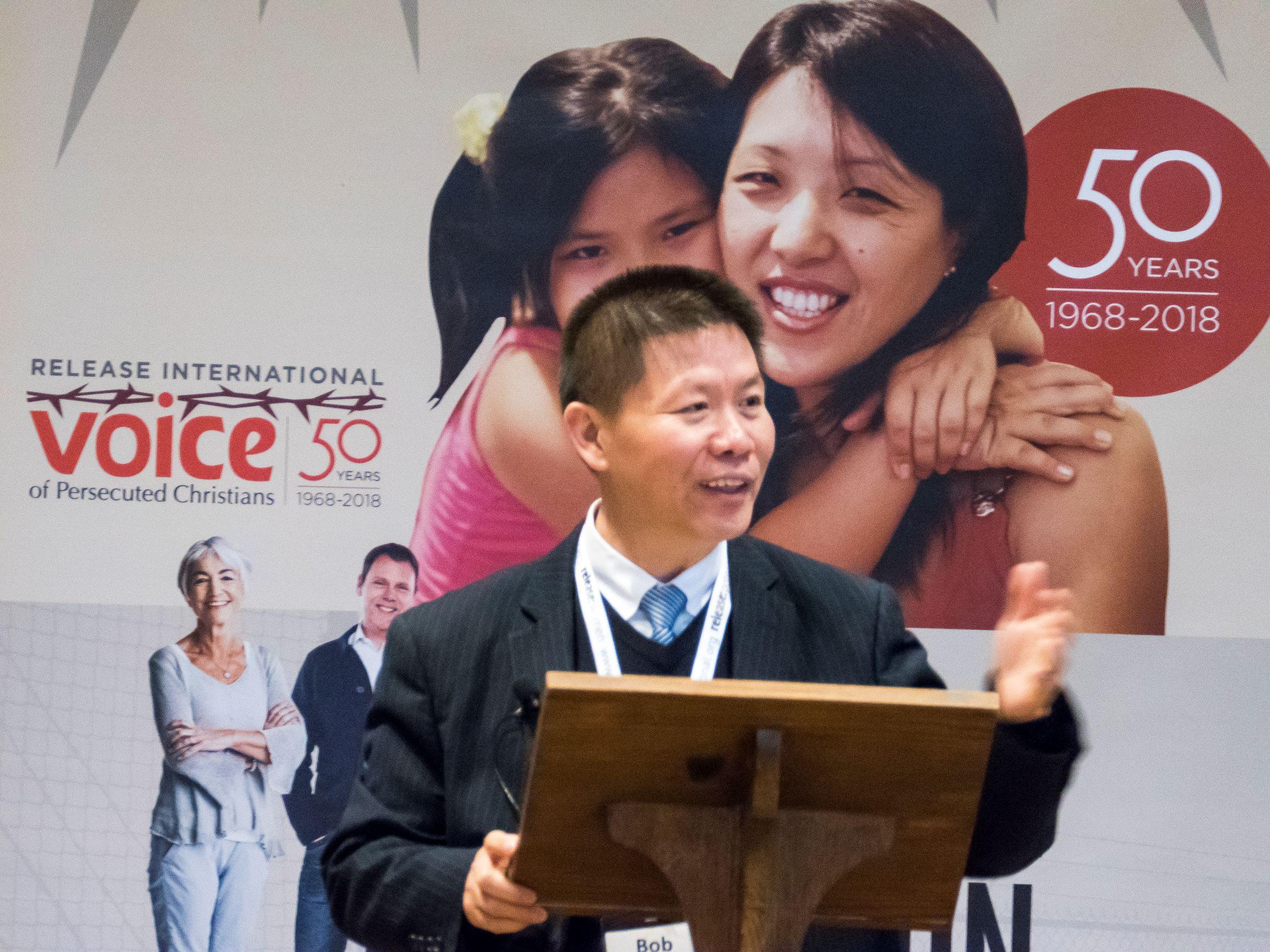 Death Threats for China Christian Freedom Campaigner Bob Fu Continue
