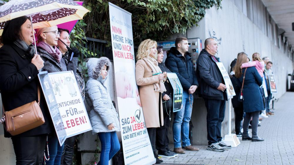 German Court Upholds Ban on Silent Prayers Vigils Near Abortion Center