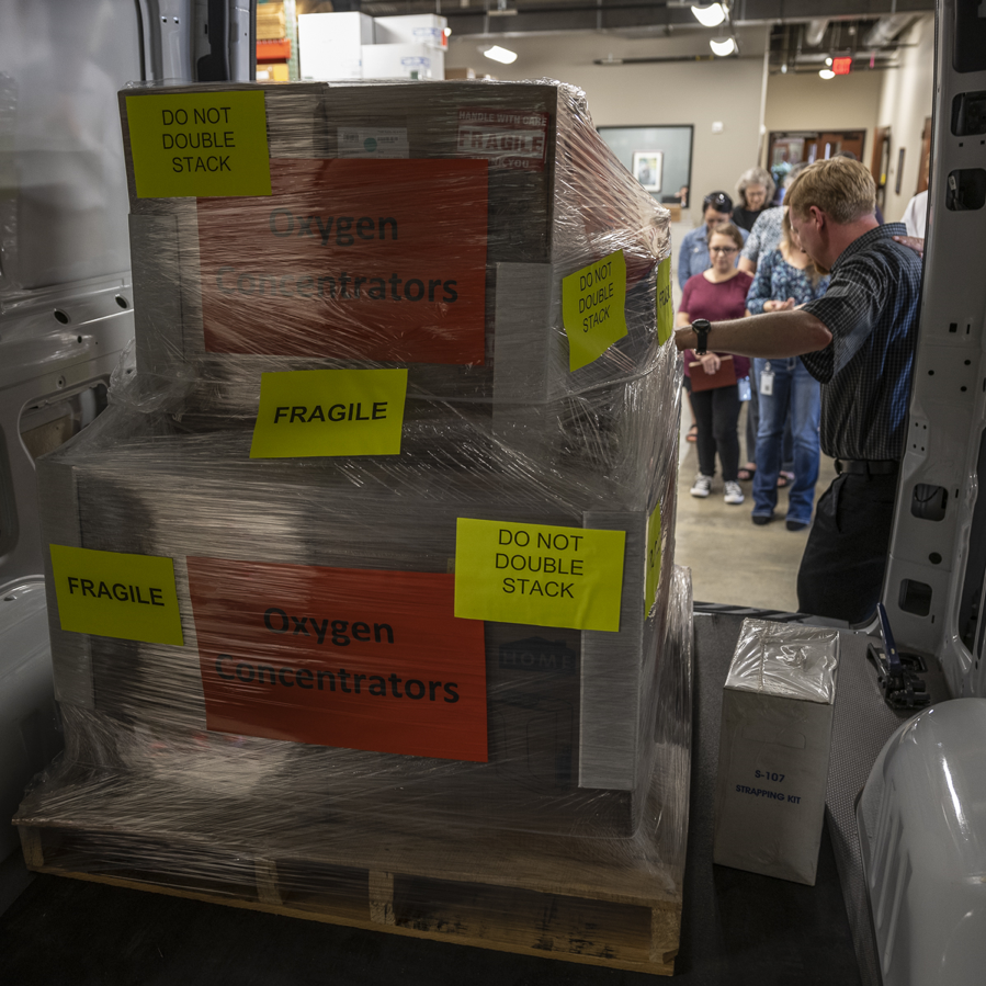 Gospel For Asia World Sending Vital Oxygen Supplies to Coronavirus-Ravaged India