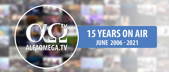Alfa Omega TV, the First Christian Television Channel in Romania, Celebrates 15 Years of Satellite Broadcasting