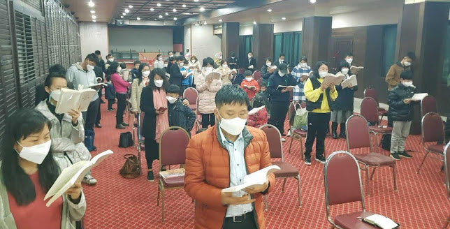 Exiled Chinese House Church in South Korea Threatened with Repatriation to China
