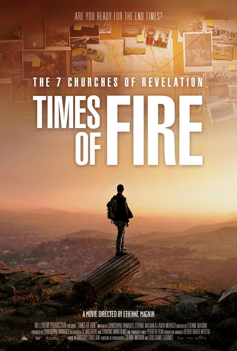 Documentary Feature Film, 'Times of Fire – The Seven Churches of Revelation' to Debut at 2021 NRB Convention in Grapevine, Texas
