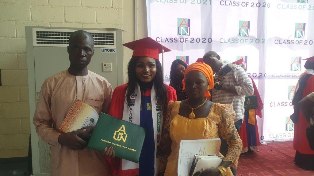 Kidnapped Chibok Schoolgirl Graduates from University