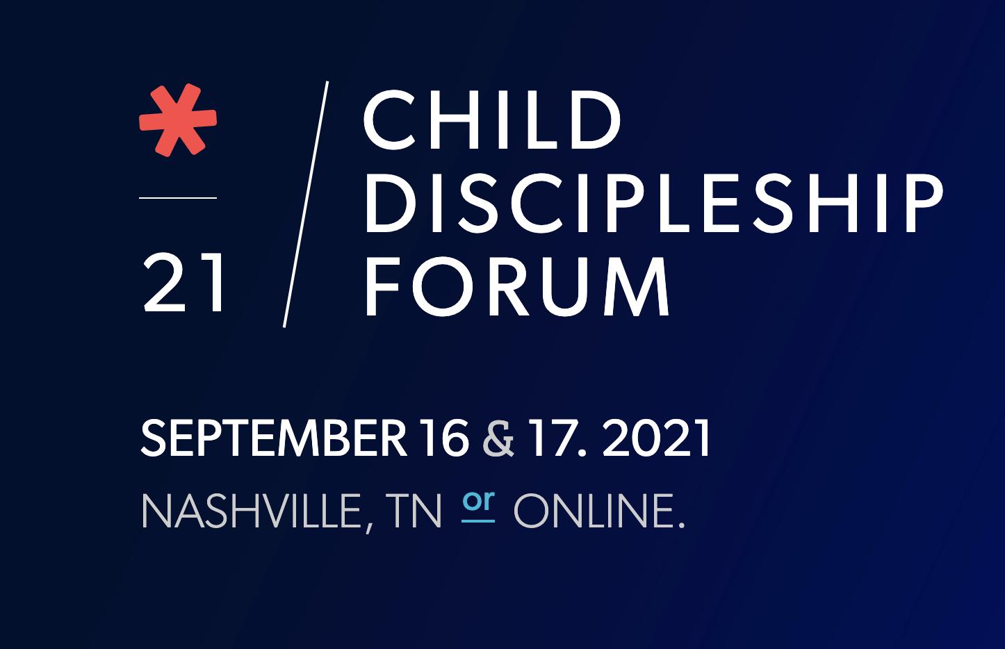 AWANA'S Child Discipleship Forum to Convene in Nashville this Fall
