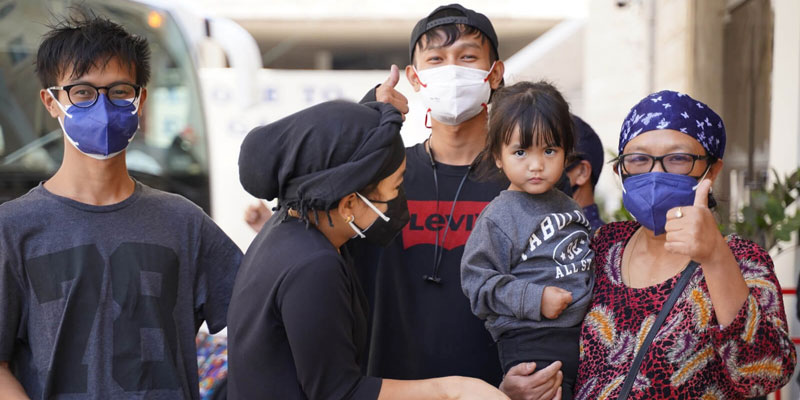 114 'Lost Tribe' Immigrants Delayed by Coronavirus Finally Reach Israel