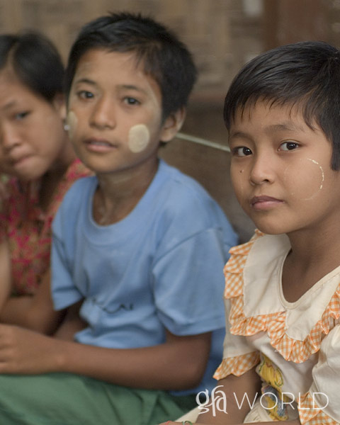 Gospel for Asia — Love of God Comforts Young Girl's Empty Heart