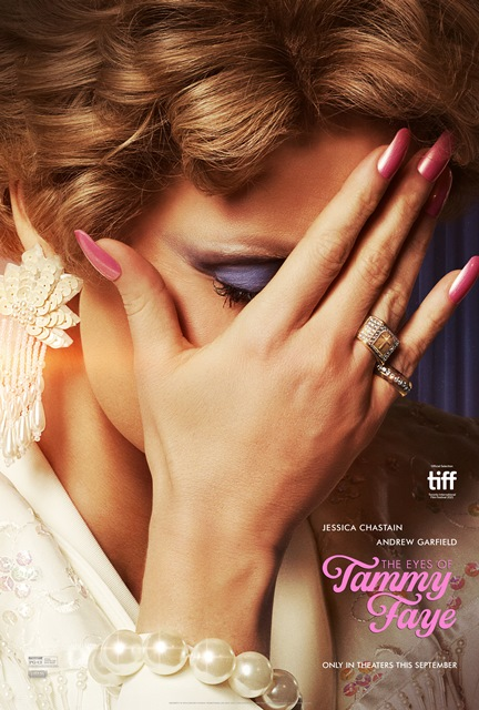 'The Eyes of Tammy Faye' movie: Televangelist sex, drugs, and holy rollin'   By Rusty Wright
