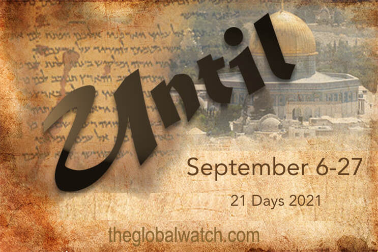 Global Watch Sponsors 21 Days of Prayer Coinciding with Hewish Holiday Season and 29/11 Anniversary